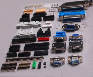 Įvairios jungtys / connectors
